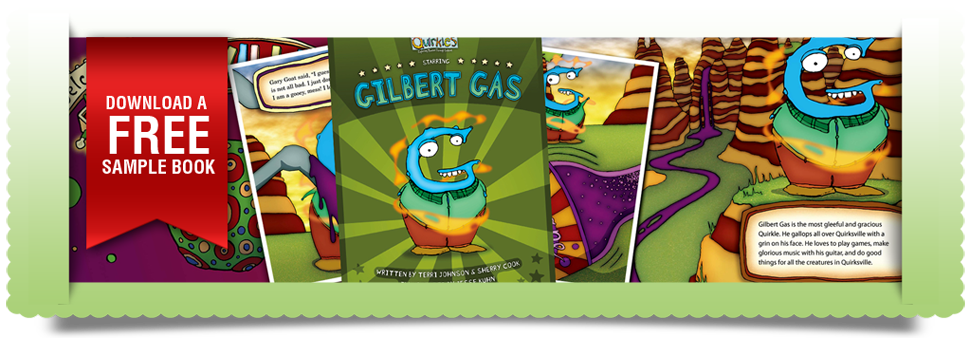 Gilbert Gas Free Book